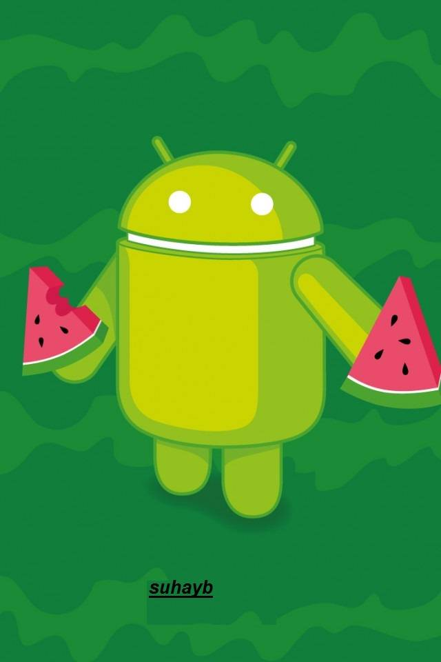 android and  melon