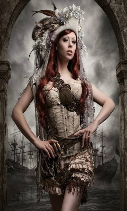 Redhaired Pirate Wallpaper By Artemida23 A8 Free On Zedge