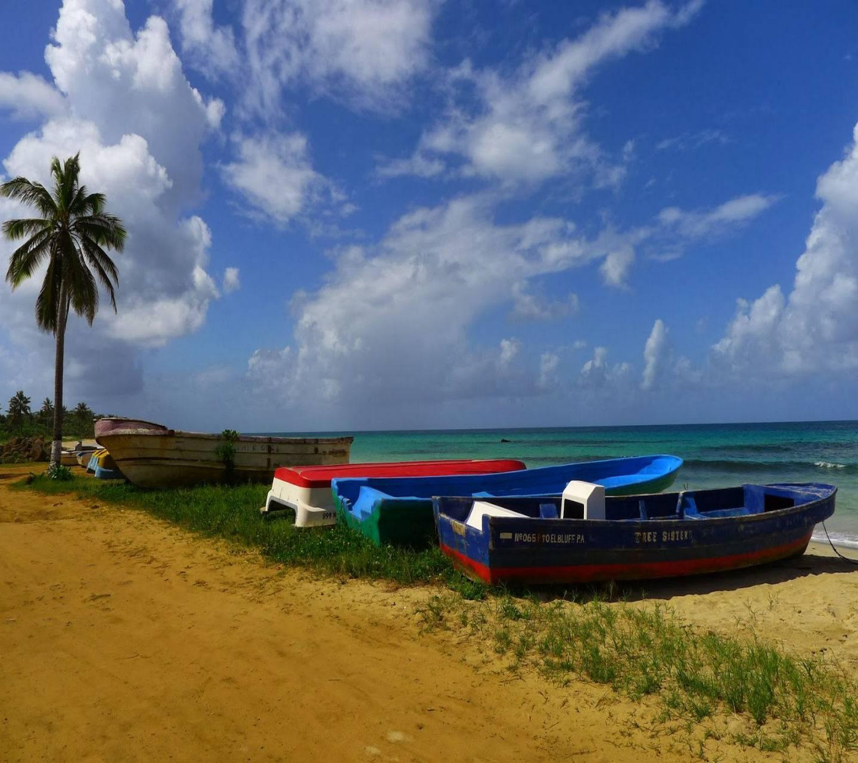 Colorful Boats HD