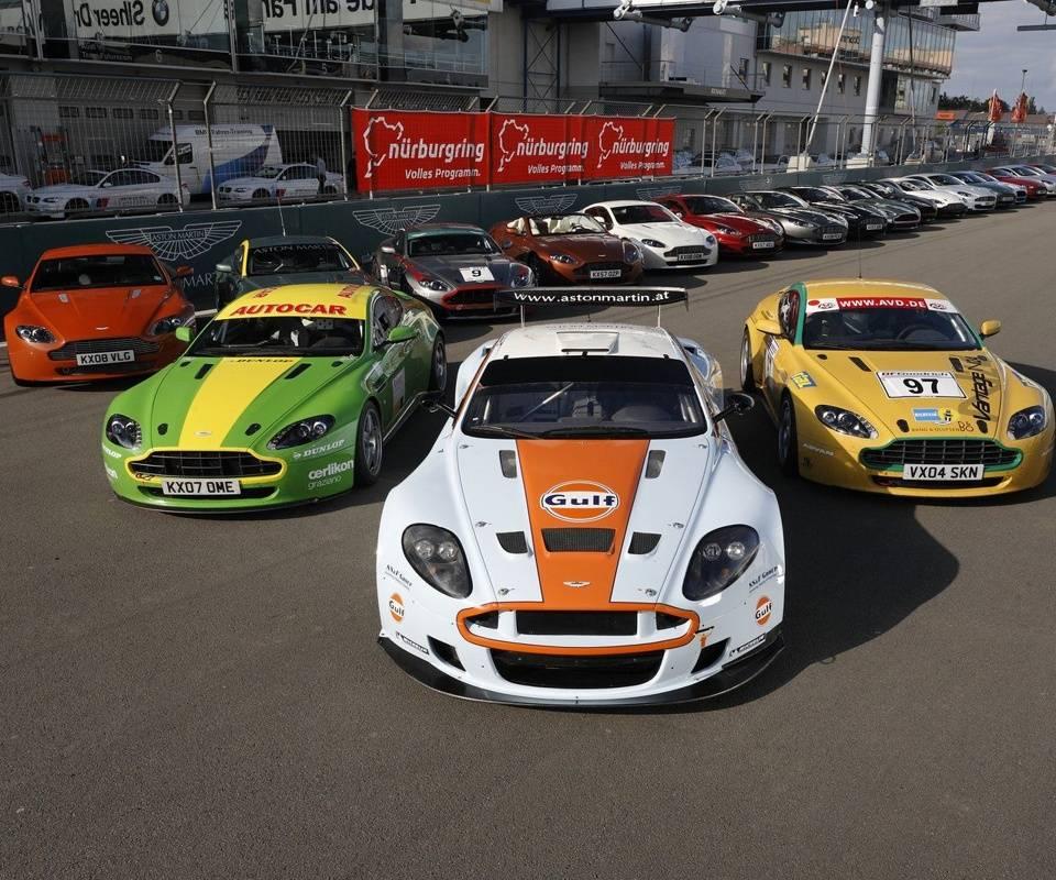 Aston Martin Racecar