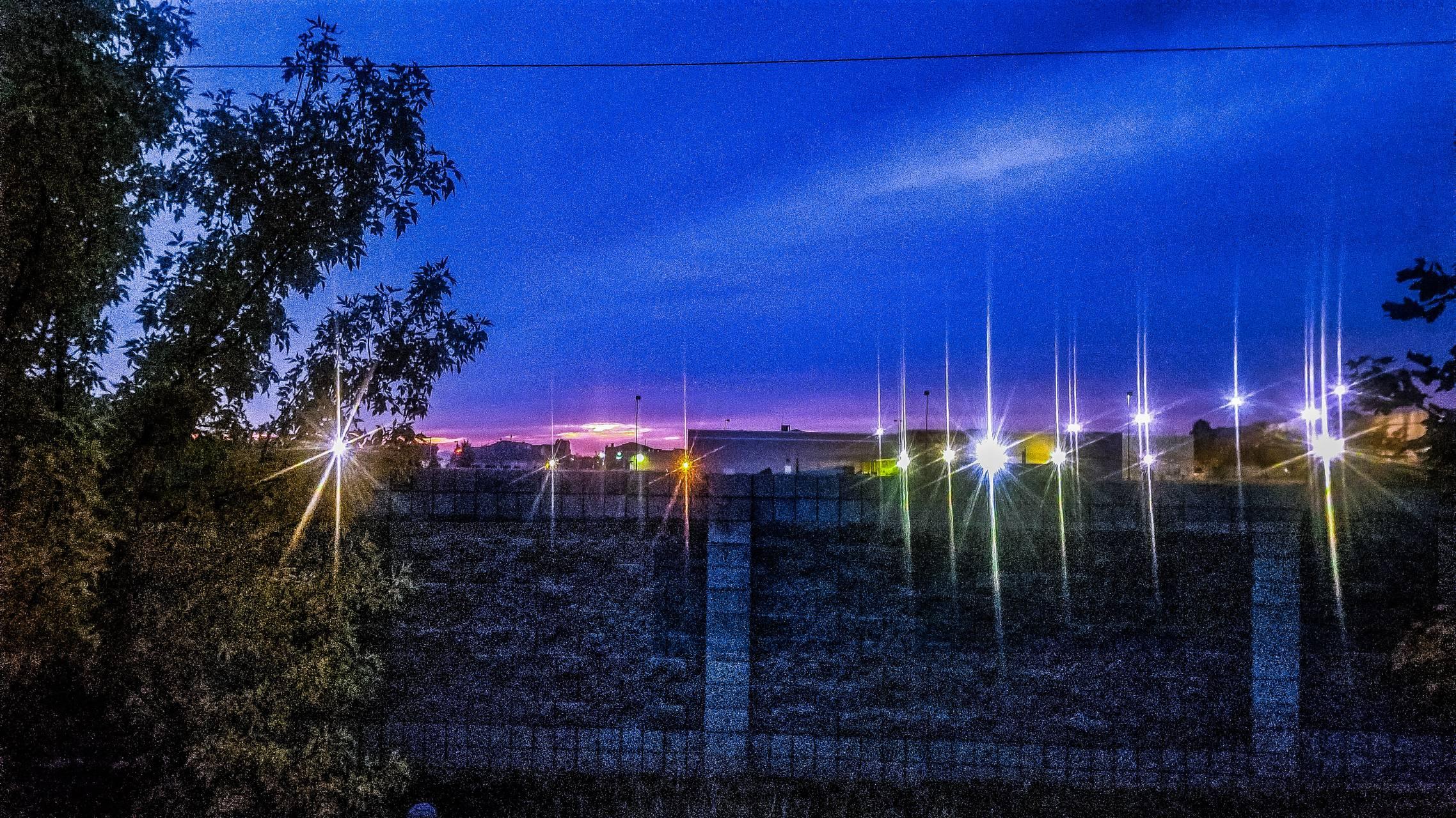 Night wall
