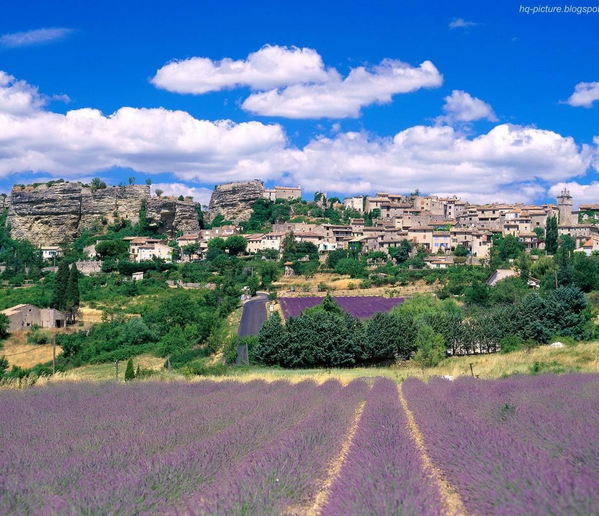 Hills Of Saignon