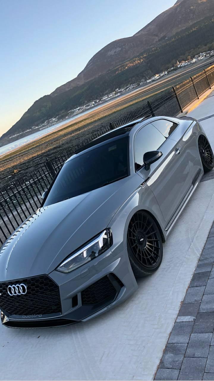 Nardo Grey RS5