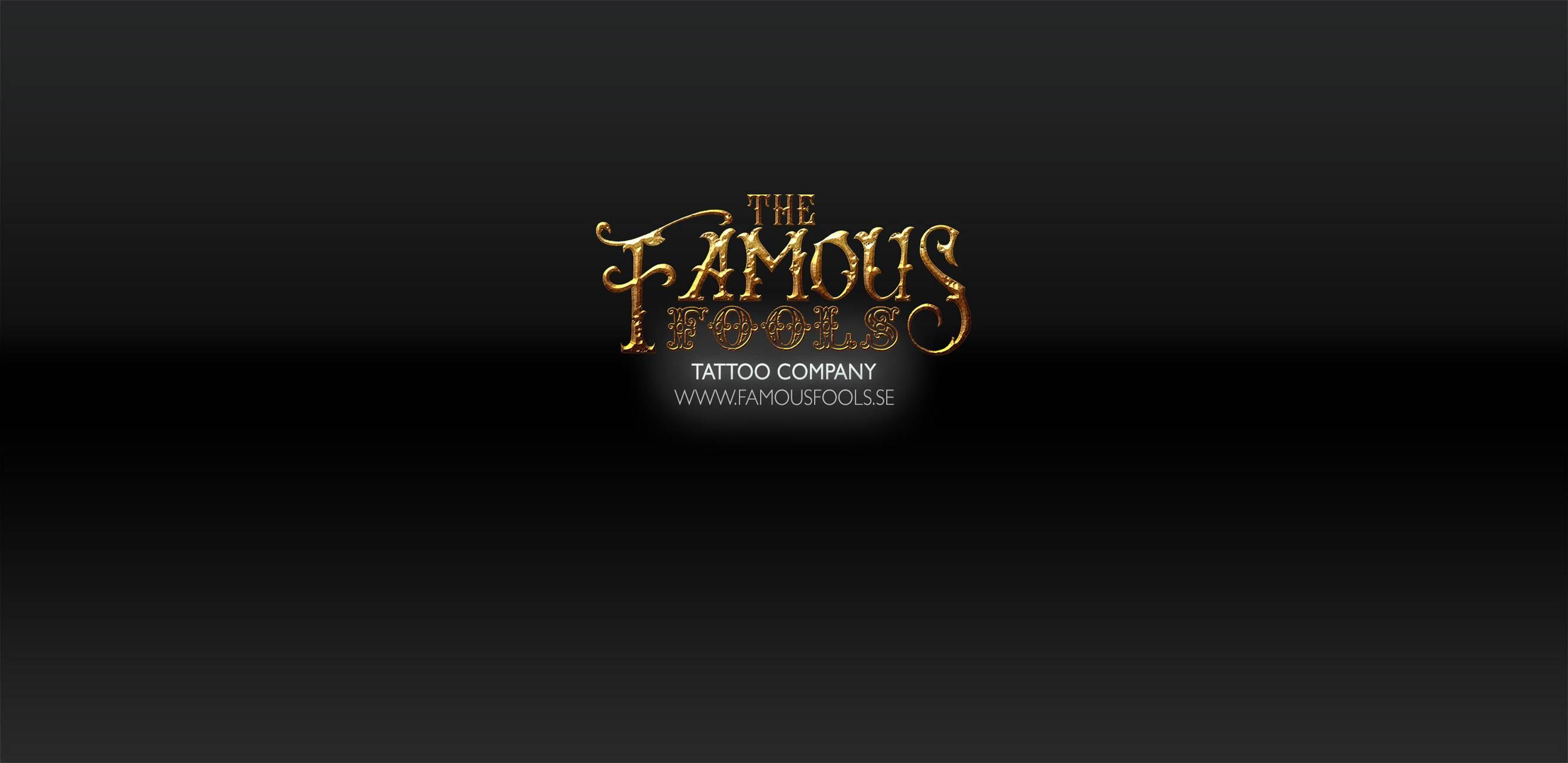 Famous Fools Tattoo