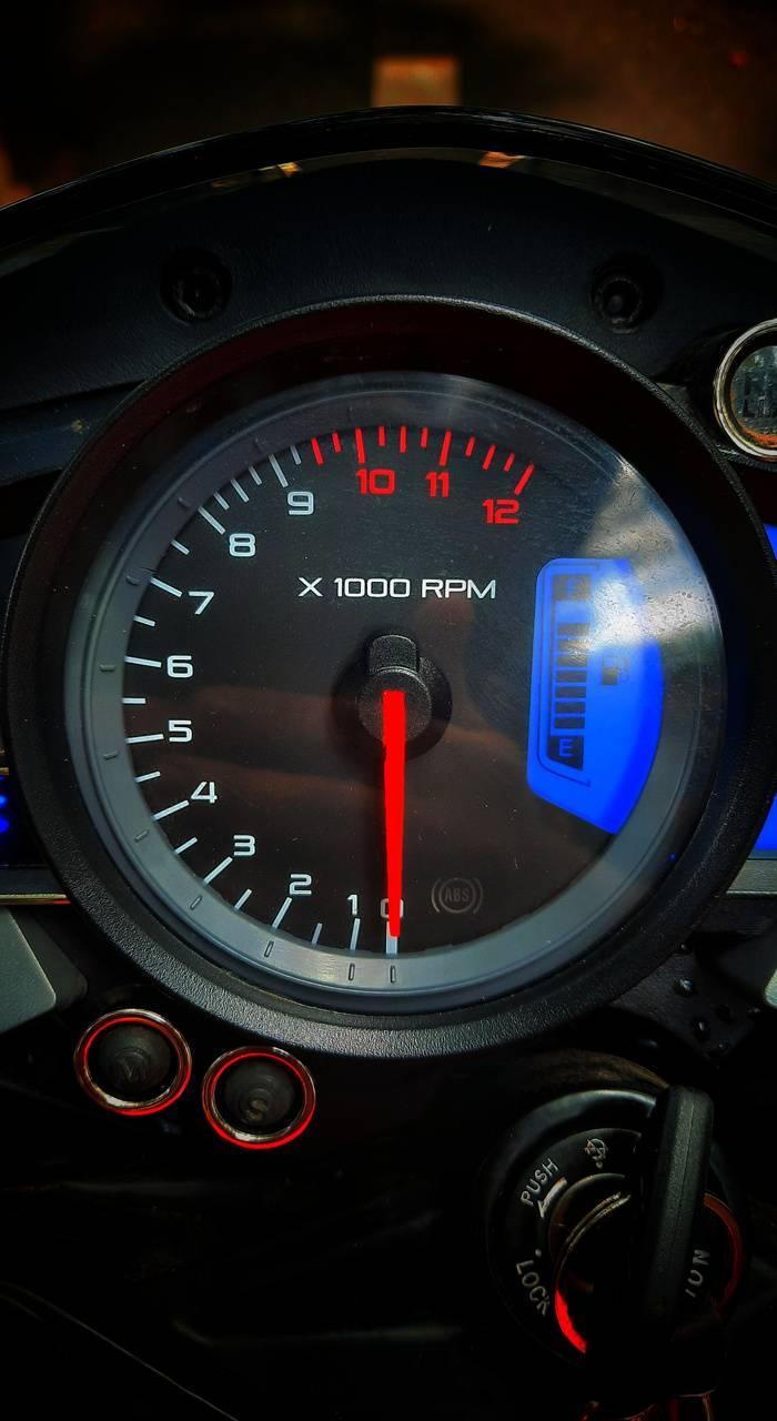 Ns200 speedometer