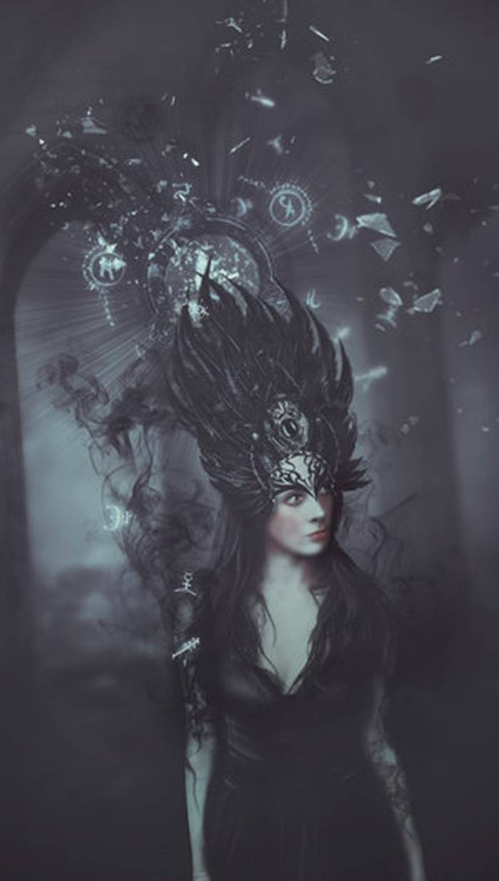 Dark Queen Wallpaper By Ace Of Spades 4e Free On Zedge