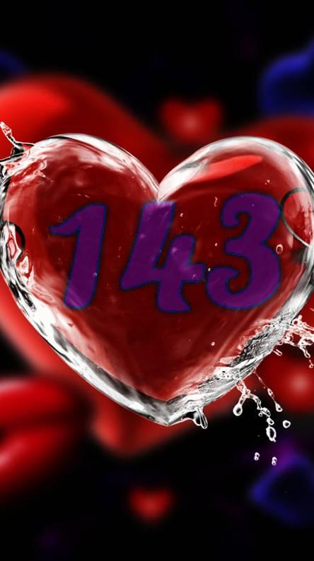 143 love