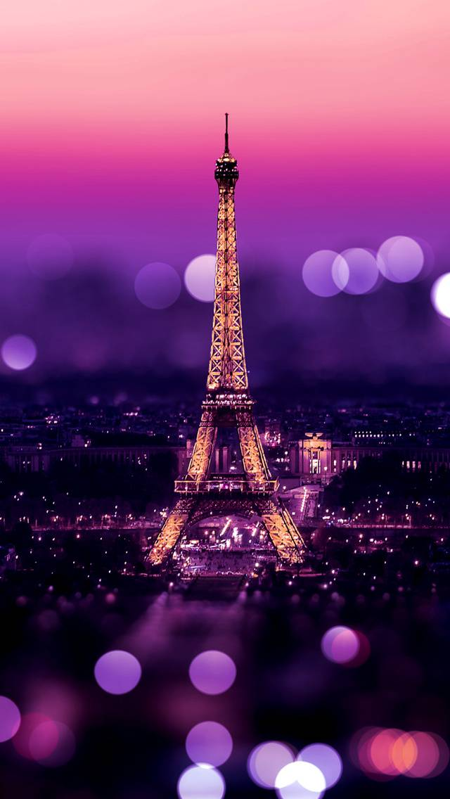Sparkling Paris
