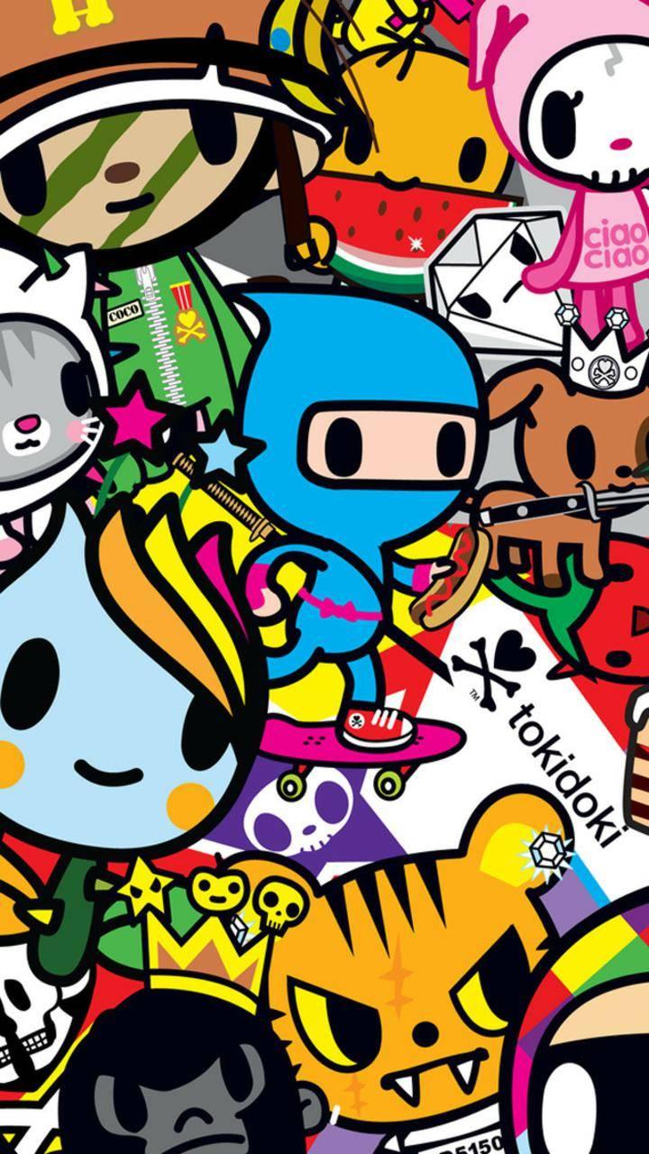 Cartoons Crazy Wallpaper By Thiagojappz F8 Free On Zedge
