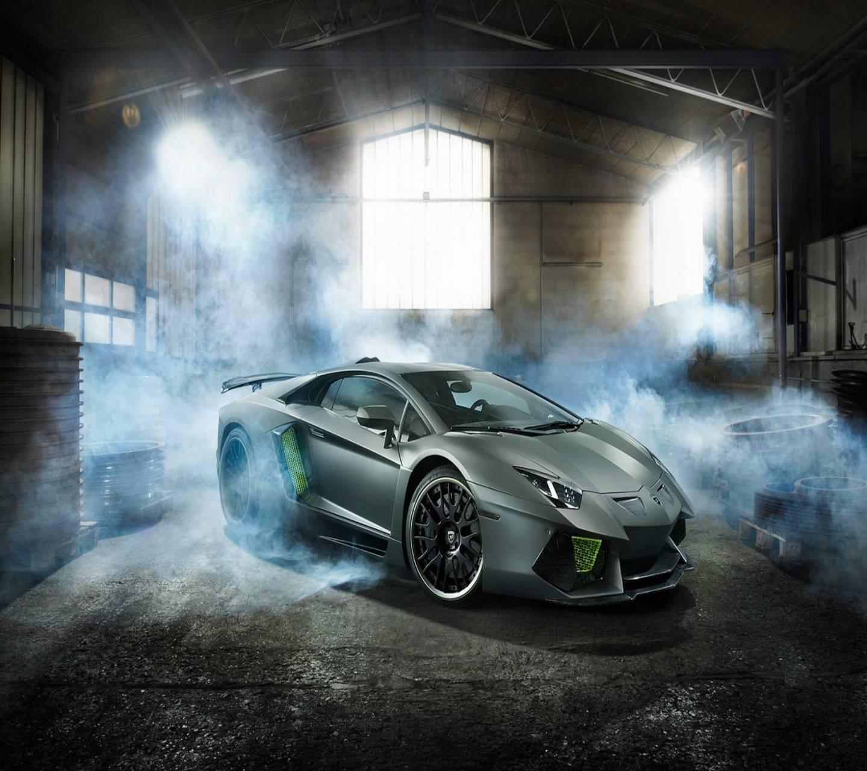 Lamborghini Aventado