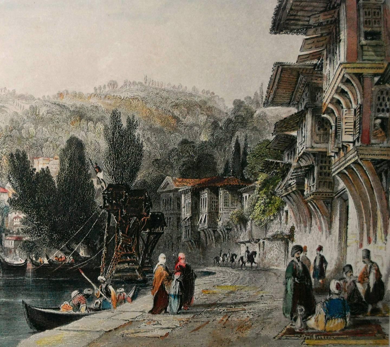 ottoman seashore
