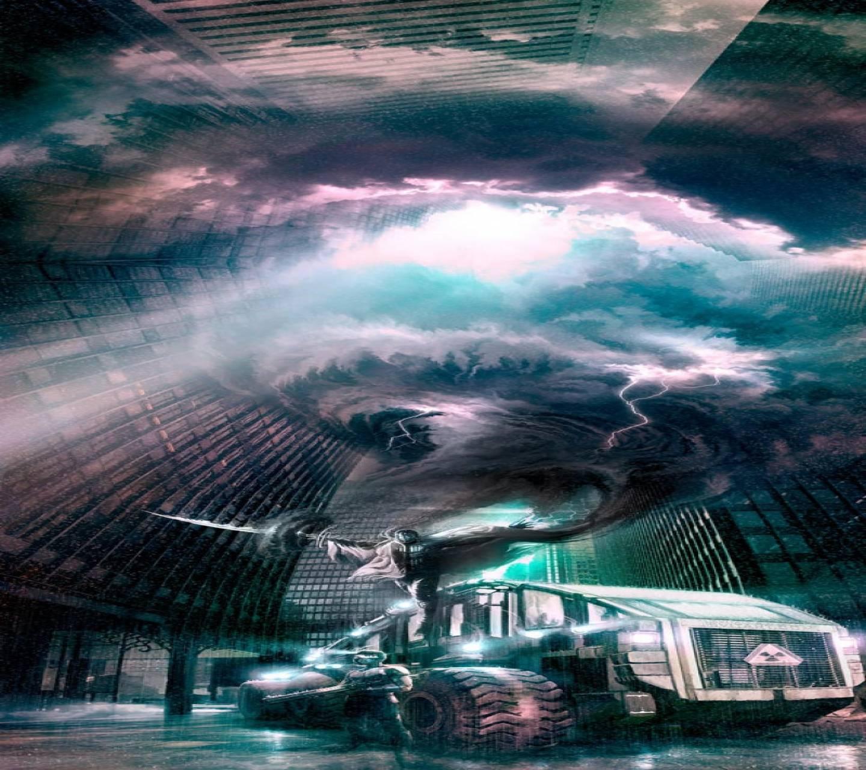 City Truck Dark