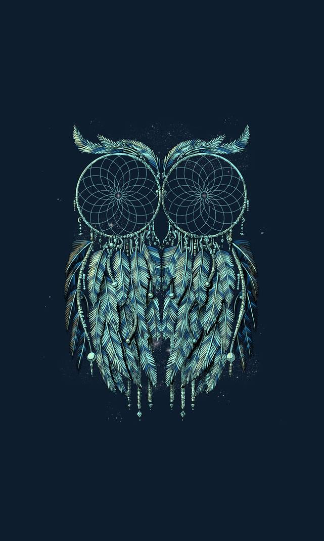 Hippy Owl