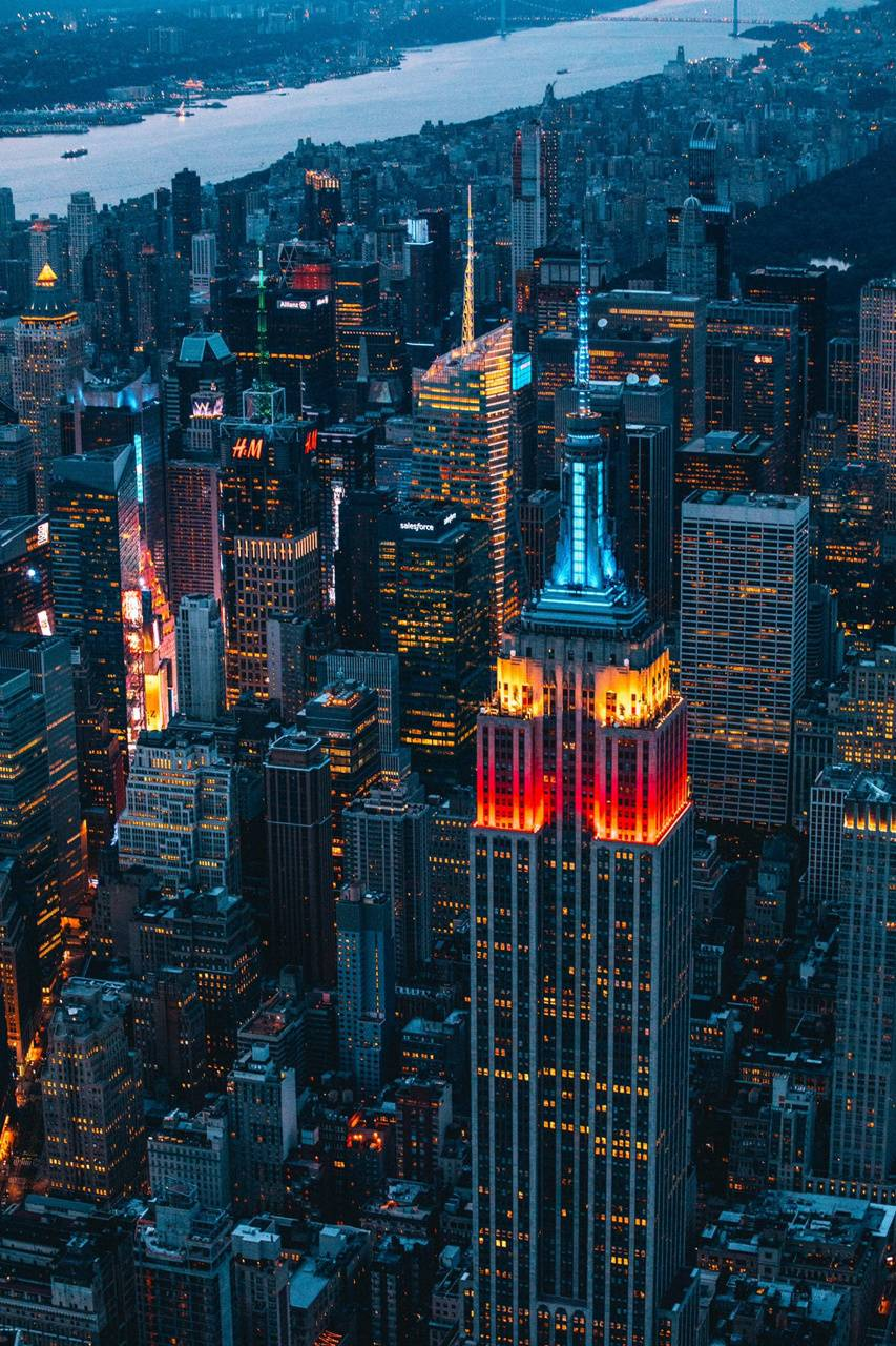 Cityscape New York