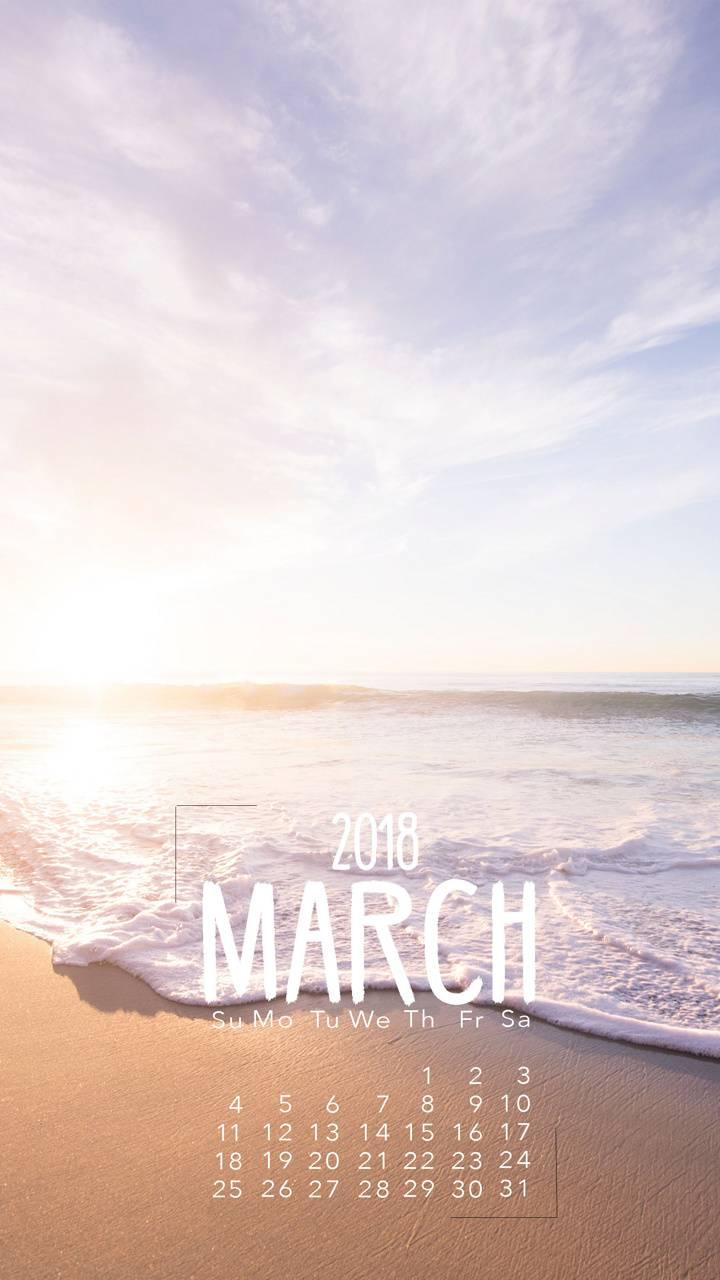 March Beach