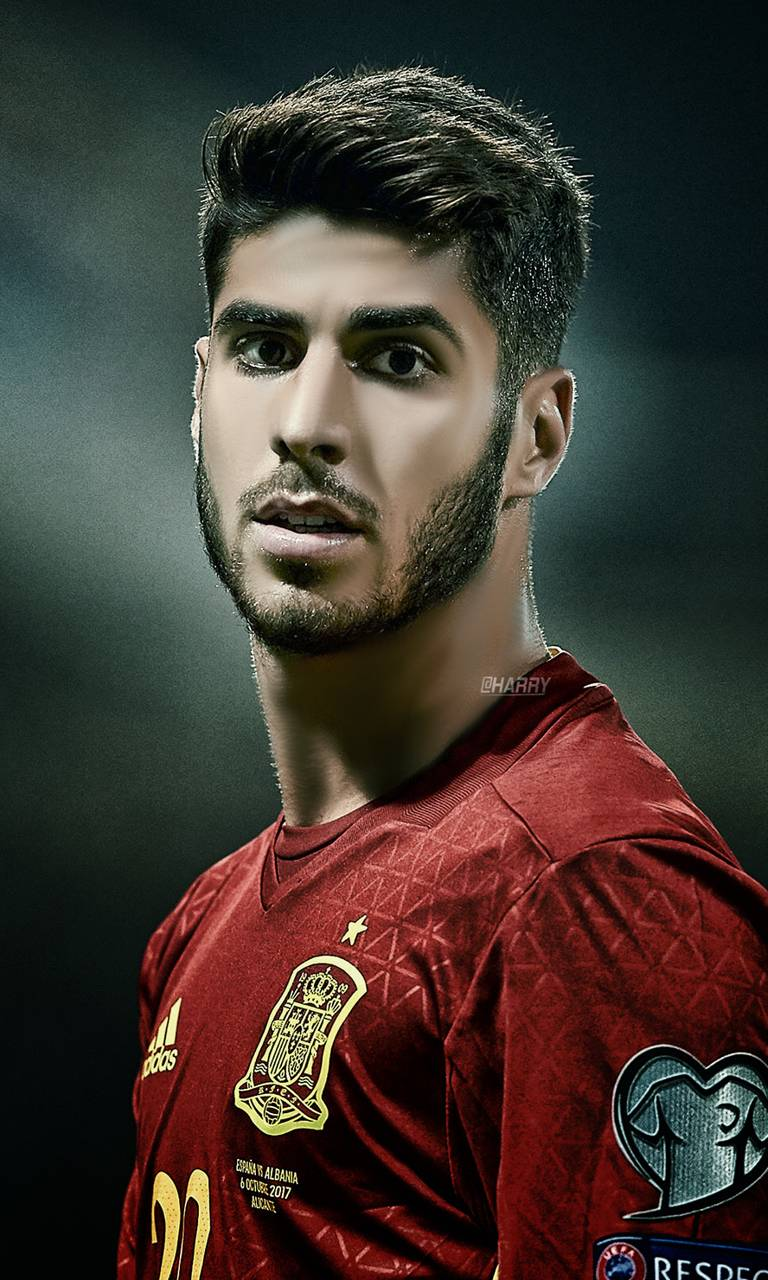 Marco Asensio Wallpaper by harrycool15 - b8 - Free on ZEDGE™