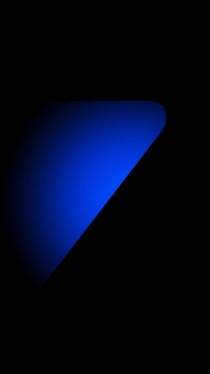 BlueLockscreen S7edg