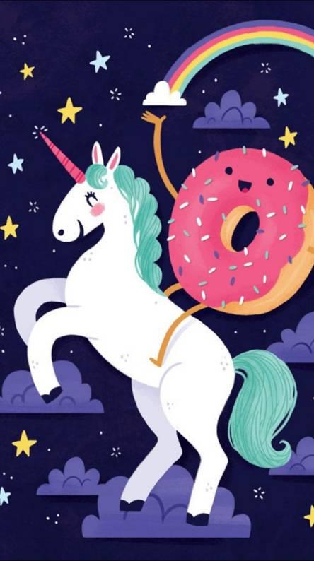 Sprinkle unicorn