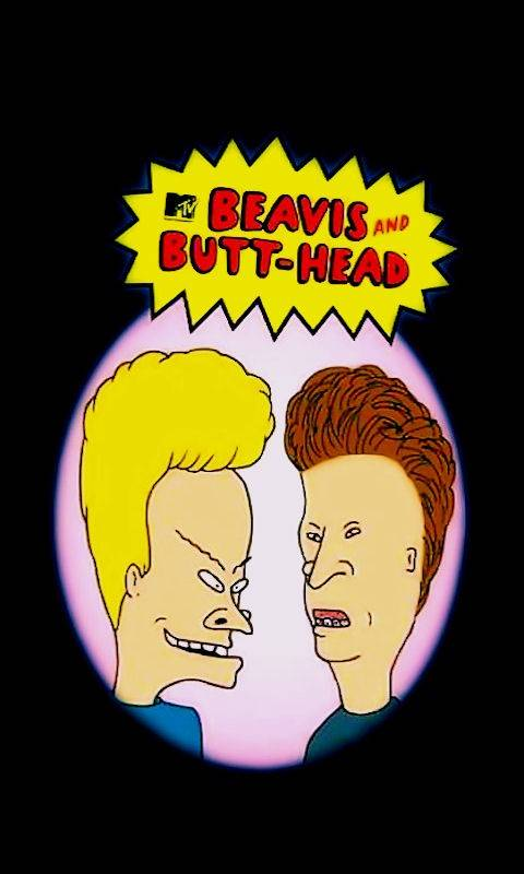 29+ Beavis And Butthead Wallpaper  Wallpapers