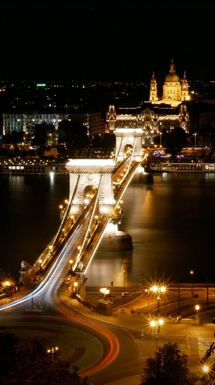 Nightlife roads