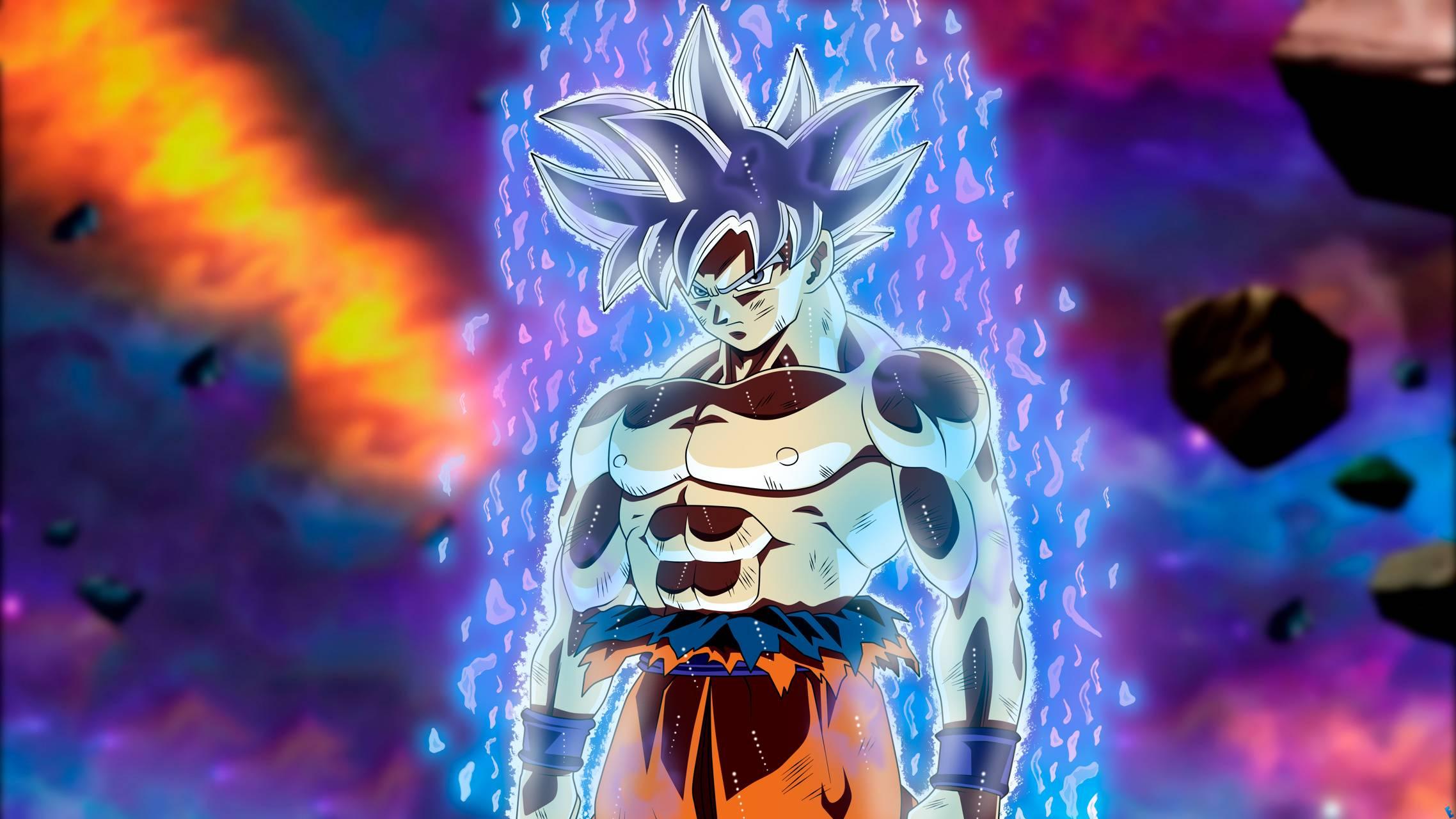 Ultra instict Goku