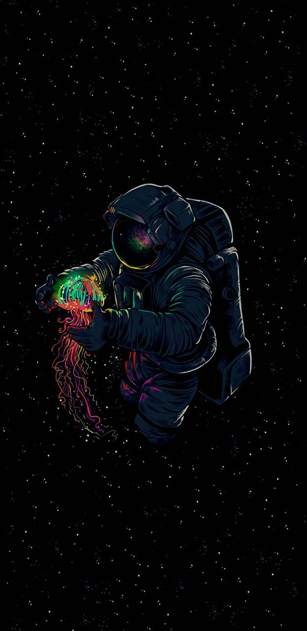 Astronaut Amoled