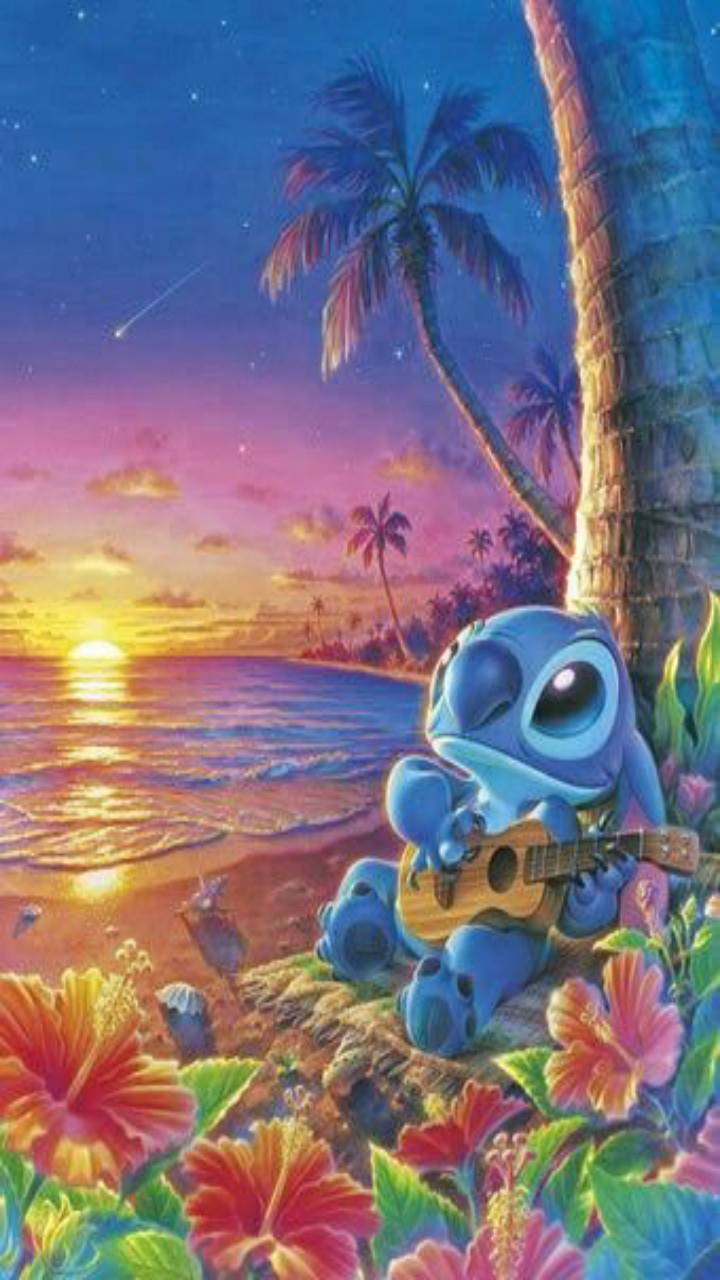 Stitch Hawaii