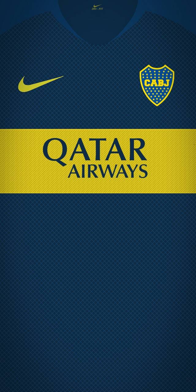 newest collection 9d14b fb5eb Boca Juniors Jersey Wallpaper by Jefersonpp - 32 - Free on ...