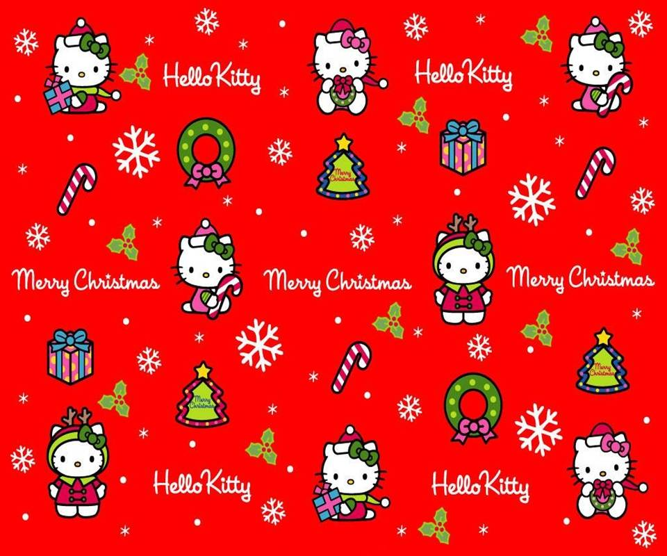 Hello Kitty Xmas5