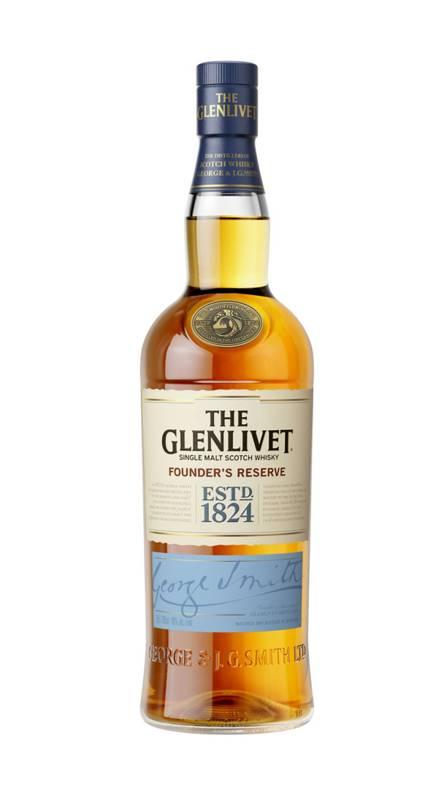 Glenlivet Scotch