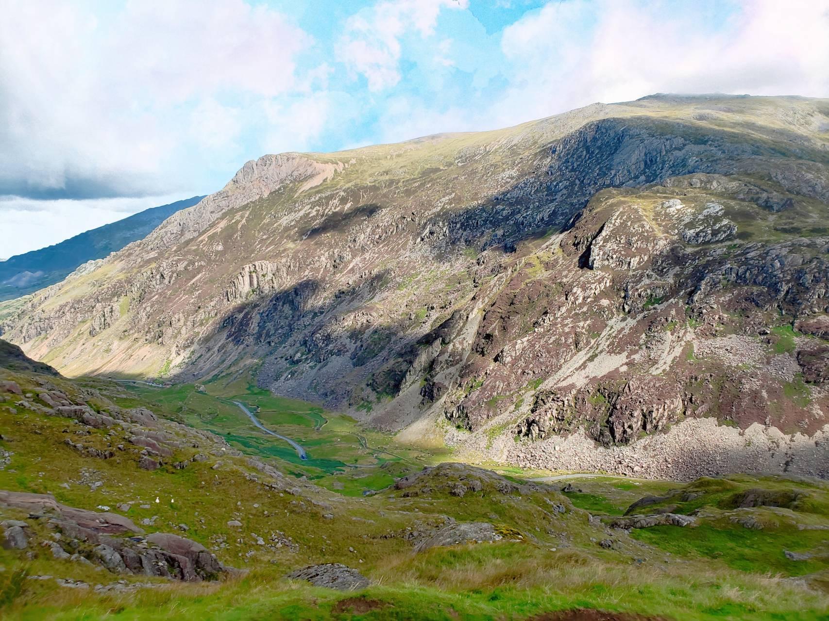 Welsh mountain 2