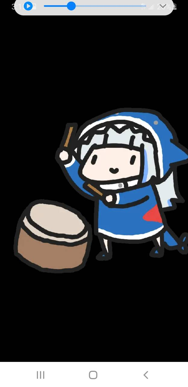Gura bongos