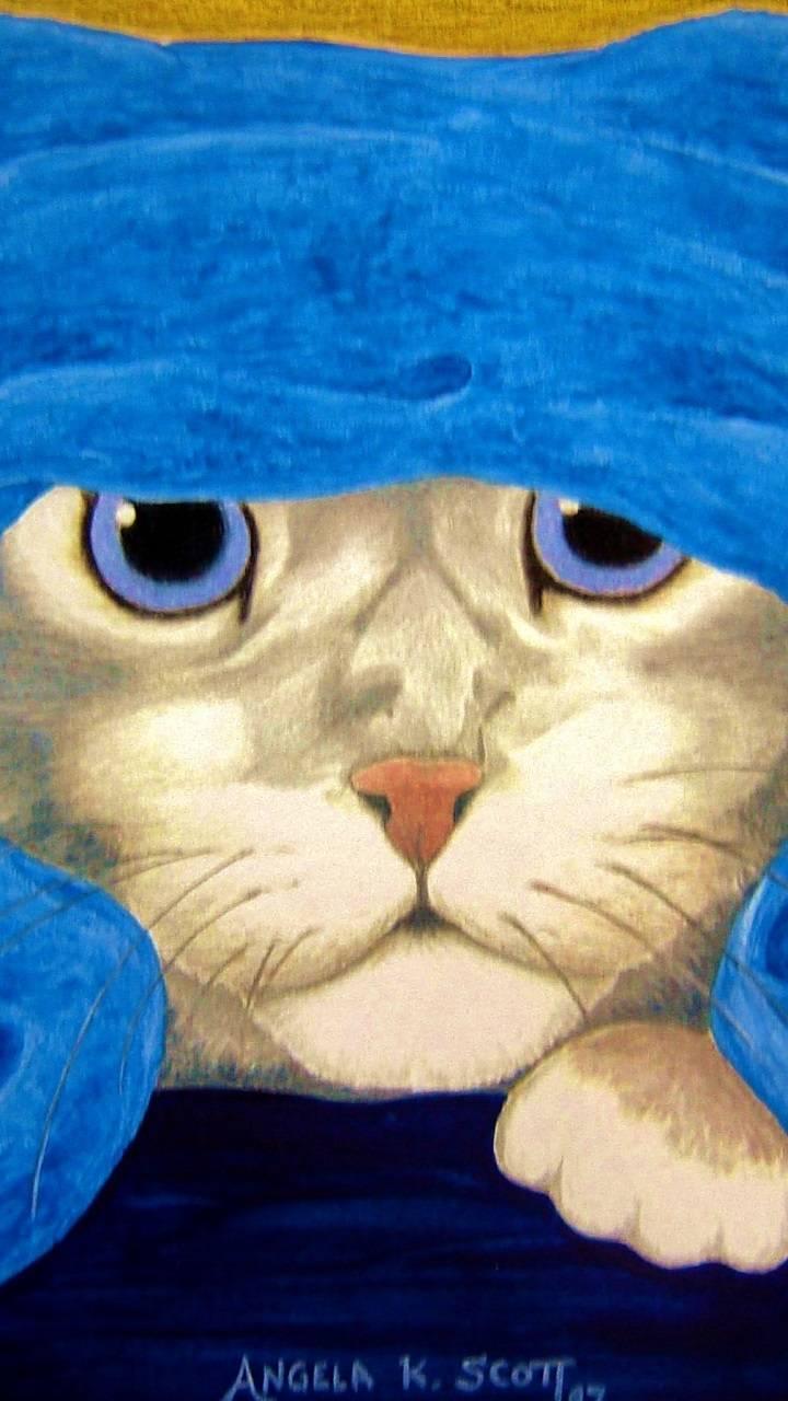 Cat Under-Cover Art