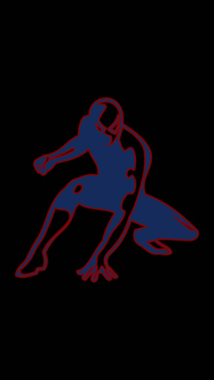 AMOLED Spiderman