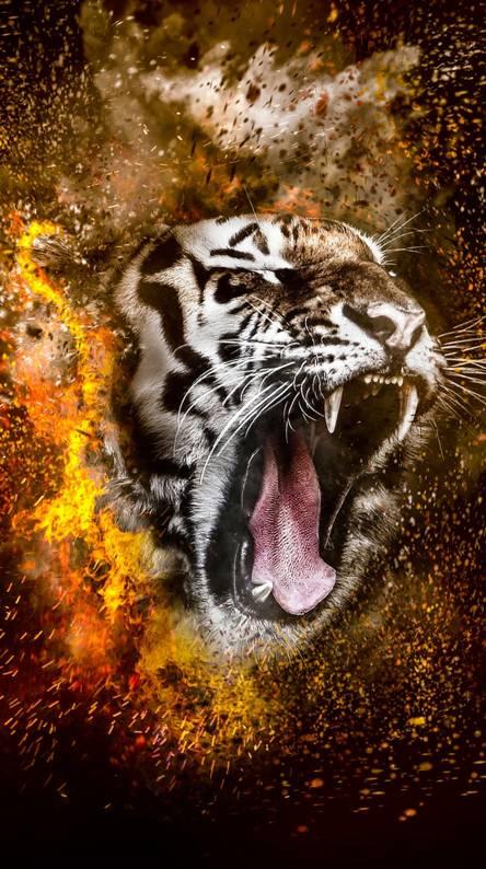 tiger roar sound ringtone free download