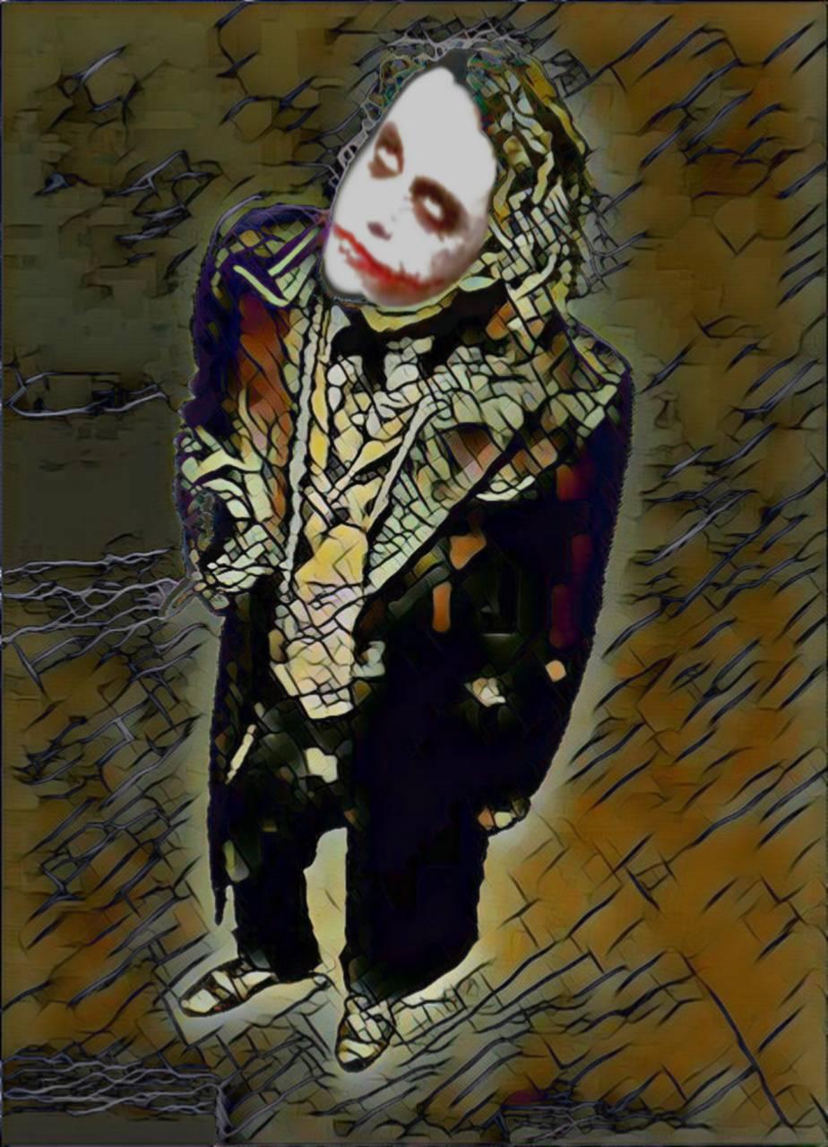 joker waiting