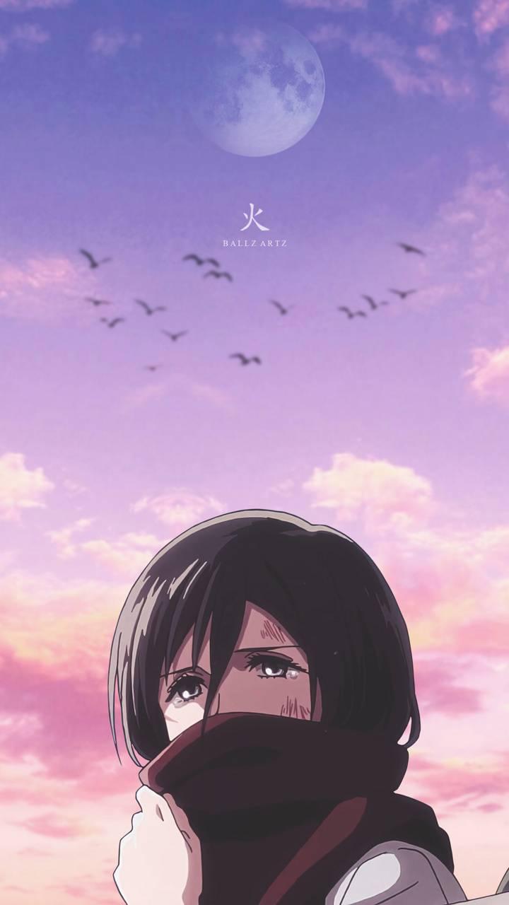 Mikasa Ackerman Wallpaper By Ballz Artz 0b Free On Zedge