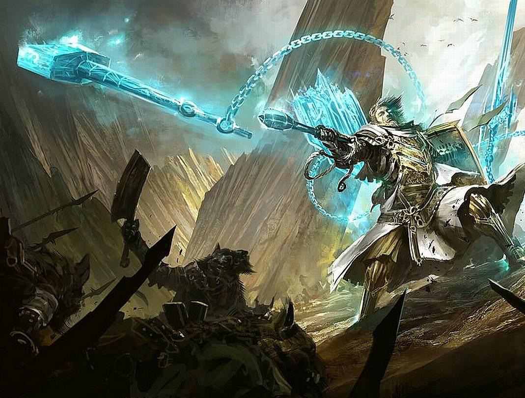 Magic Warrior