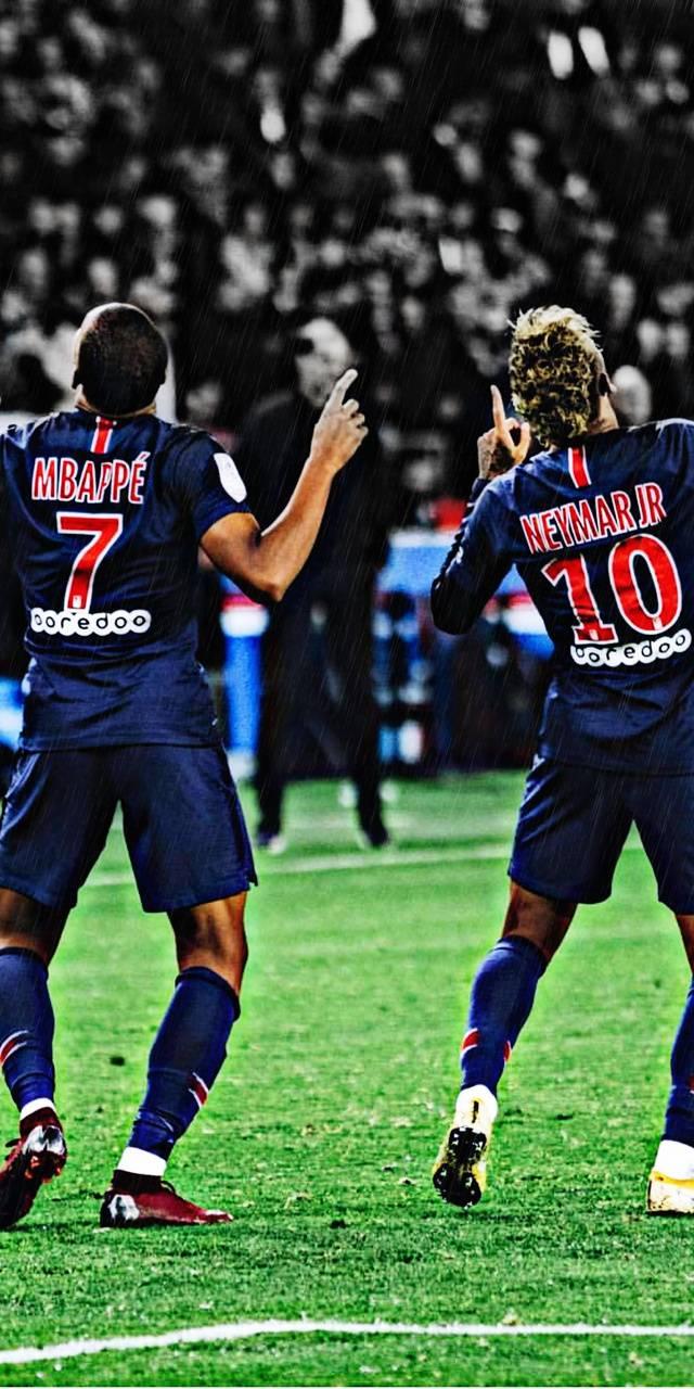 Neymar Mbappe Psg Wallpaper By Mosalem116 4a Free On Zedge