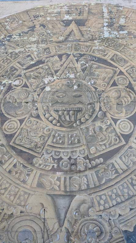Azteca calender
