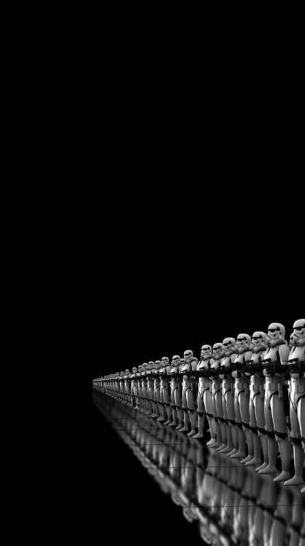 Stormtrooper Line