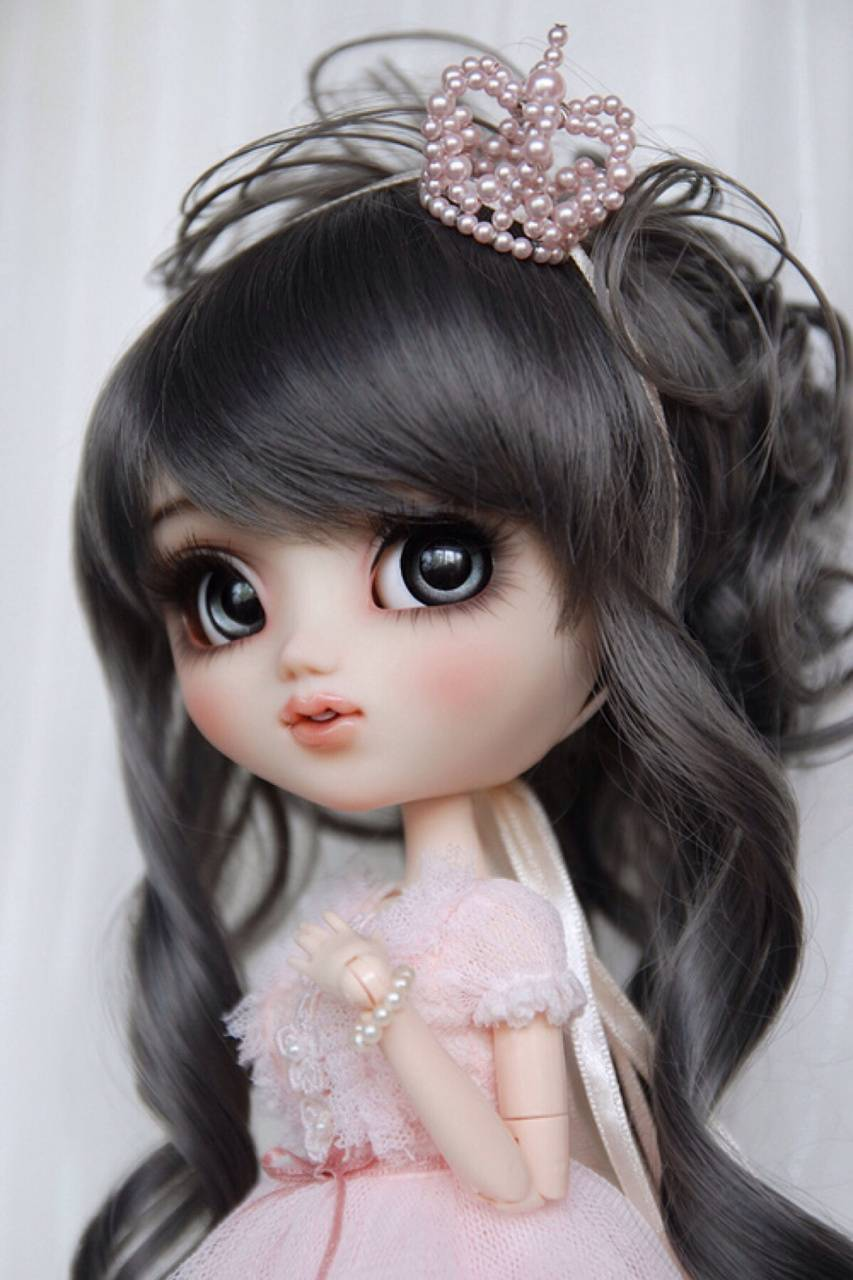 Cute Princess Doll Wallpaper By Kaksh2 82 Free On Zedge