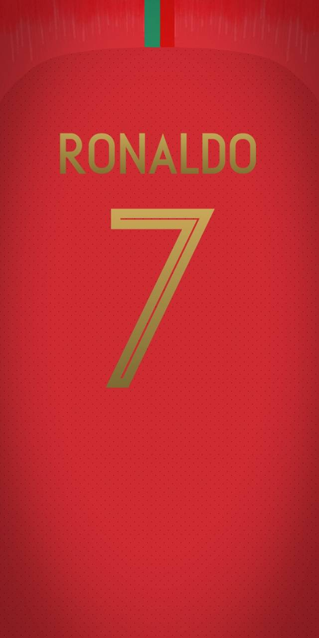5d86e Cr7 Jersey Portugal Wallpaper By Fc Free On