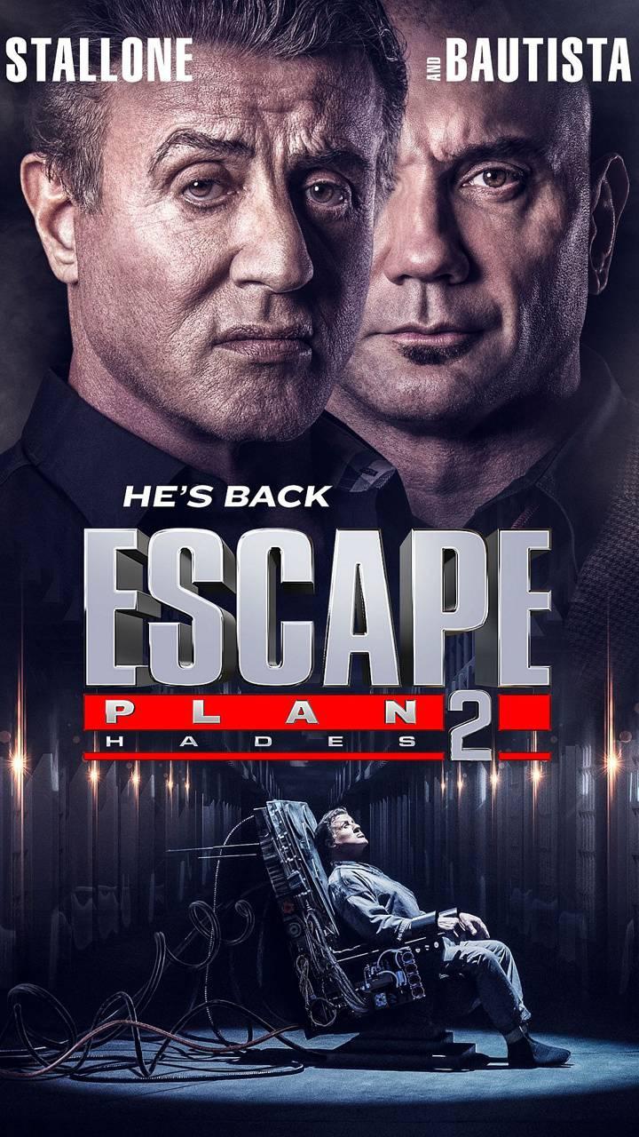 Escape Plan 2 Hades