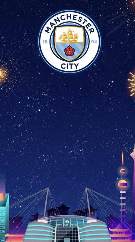 Man City Wallpapers Free By Zedge
