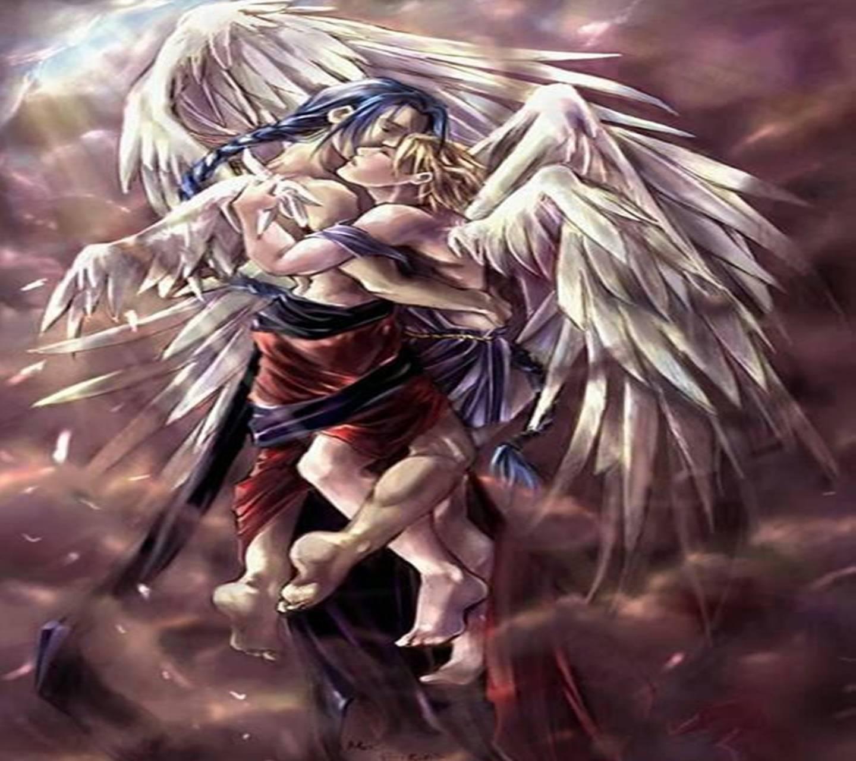 Angel Y Demonio 002