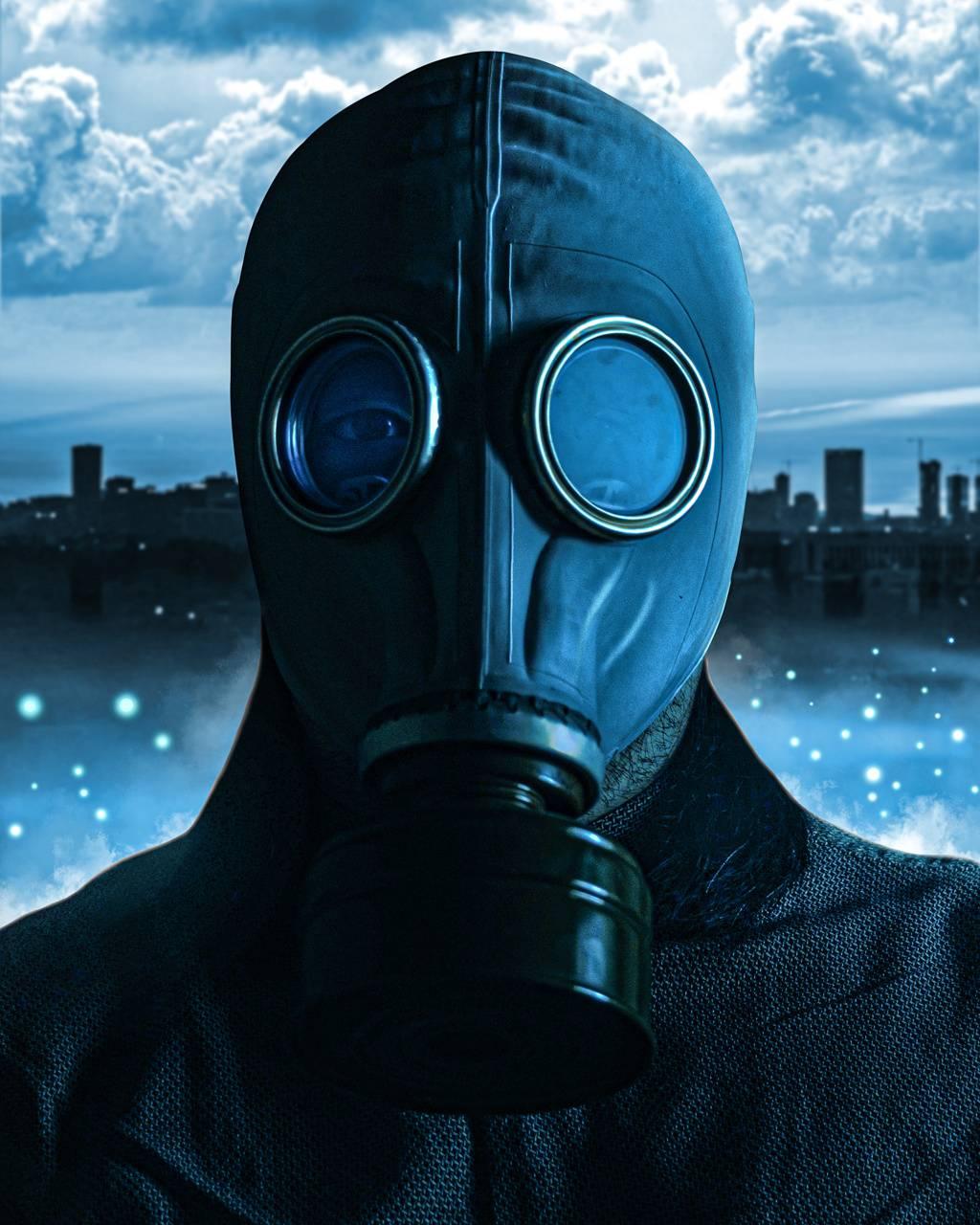 Blue oxygen