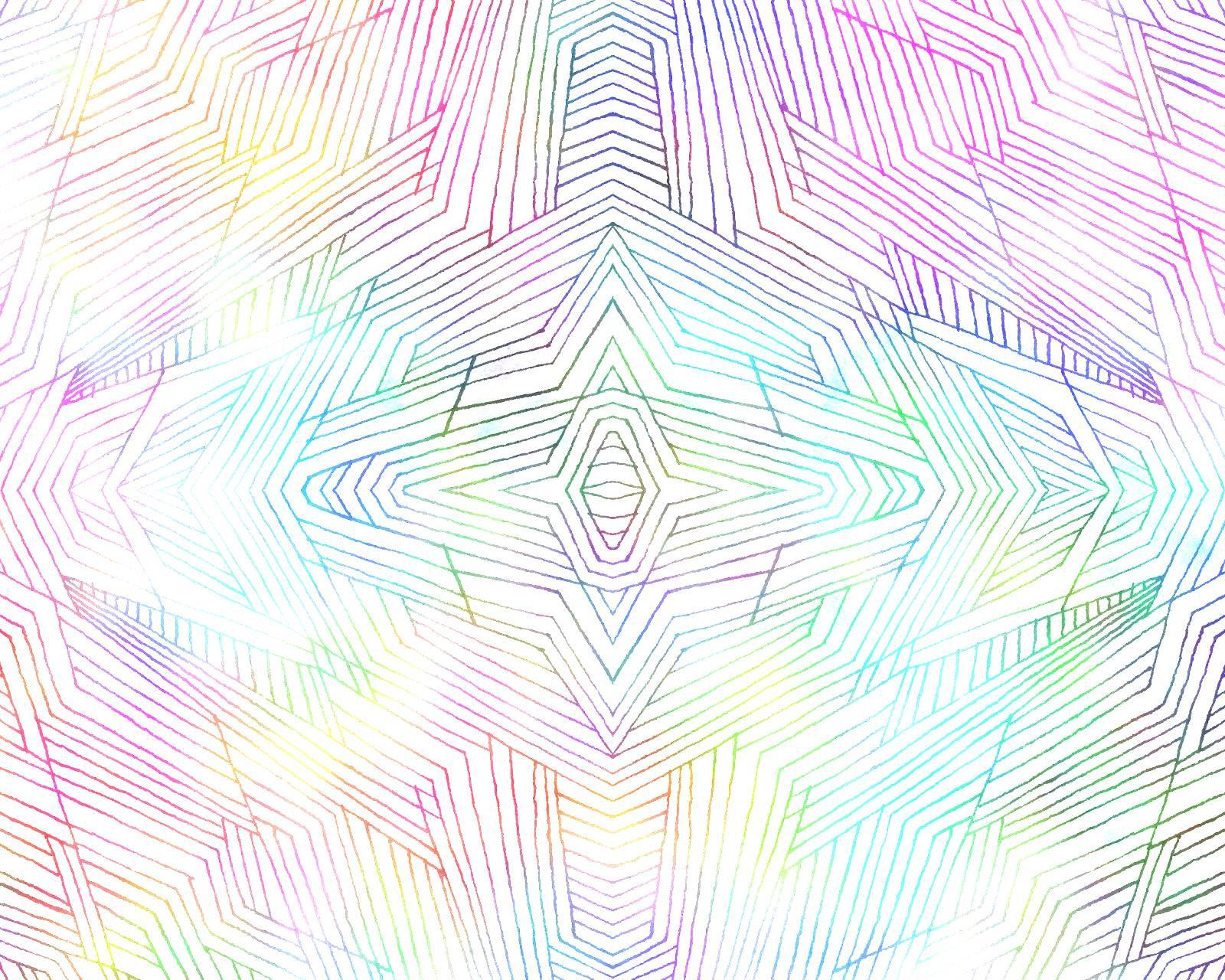 Rainbow Ink N