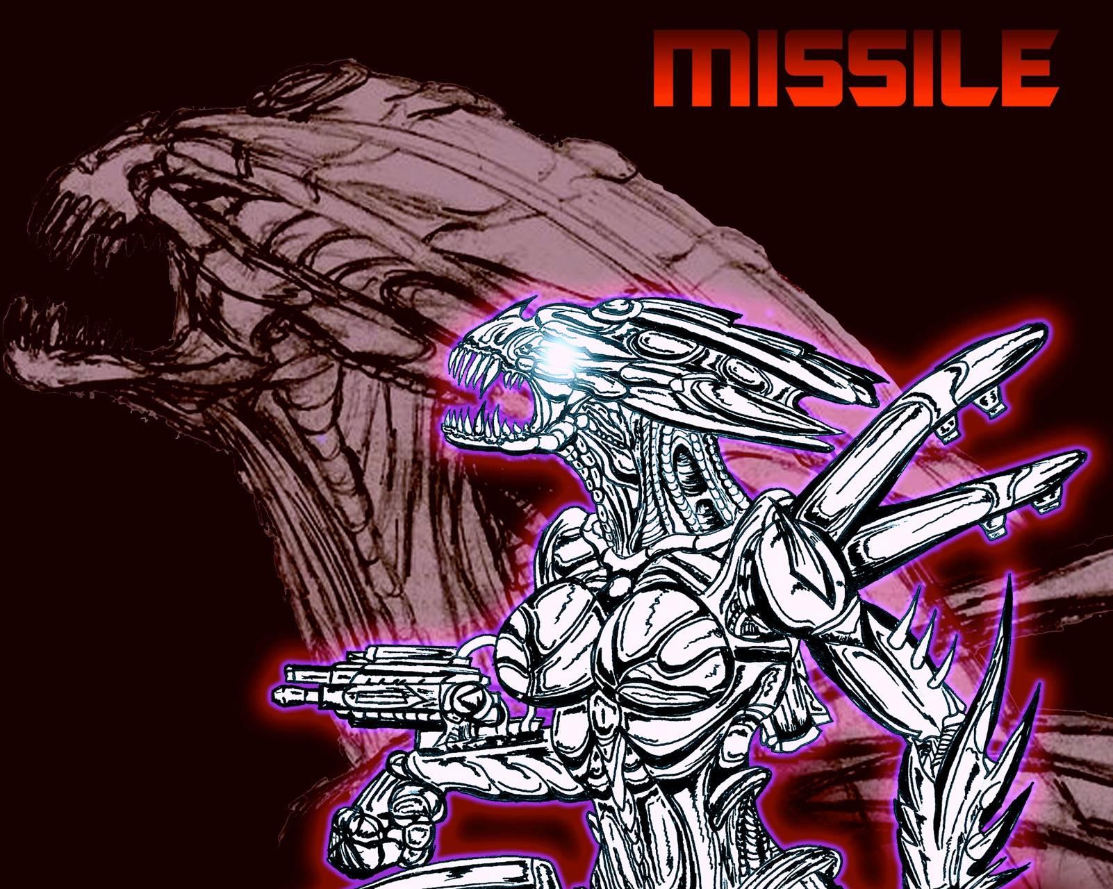 Missile Lady Mechtis