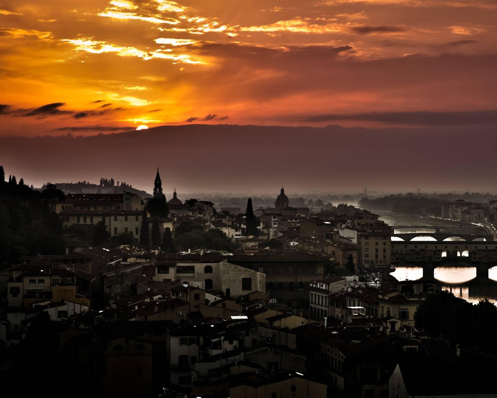 Italy Dawn